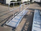 De super Kwaliteit Aangepaste Mariene Ladder van de Doorgang van het Aluminium
