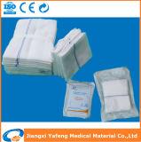 Cirugía abdominal Non-Washed OEM Pad para uso hospitalario