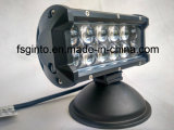 "IP68 12 ""4D 4X4 CREE LED Barra Luz Offroad LED Barra de Luz"