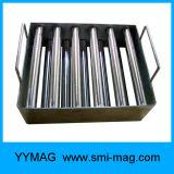 Barra del magnete del neodimio di rendimento elevato 12000 gauss