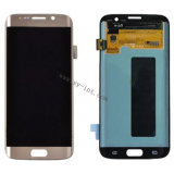 Het mobiele LCD van de Telefoon Scherm van de Rand van de Aanraking voor de Vertoning van Samsung S6edge