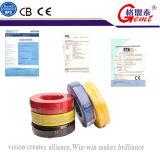 Colorido Bvr1*49 Condutores de cobre do fio macio sólido
