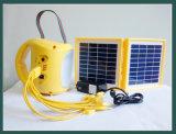 Hotest vendant le système d'alimentation solaire neuf de modèle pour le panneau solaire portatif de petites maisons