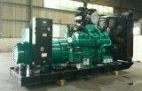 704kw de potencia generadores Diesel Cummins