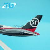 """B757-200 het Uitdrukkelijke"""" 1:200 van """"Sf 24cm ABS Plastic Giften van de Herinneringen van het Vliegtuig Model"""