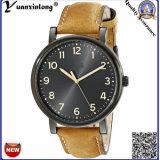 Orologio di lusso di modo di nuovi di arrivo Yxl-476 di fascino del quarzo della vigilanza del Mens dell'orologio affari su ordinazione del cuoio
