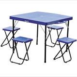بالجملة [هيغقوليتي] خارجيّ رخيصة ترويجيّ طاولة وكرسي تثبيت