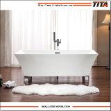 高品質のルーサイトのアクリルの正方形の浴槽Tcb008d