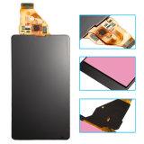 Affissione a cristalli liquidi del telefono delle cellule per il convertitore analogico/digitale del sensore dello schermo di tocco della visualizzazione dell'affissione a cristalli liquidi dello Zr M36h C5502 C5503 del SONY Xperia