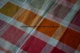 100%Polyester de Afgedrukte Stof van het geruite Schotse wollen stof Pigment&Disperse voor de Reeks van het Beddegoed