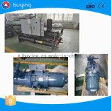Halbhermetischer schraubenartiger Kompressor-wassergekühlter Schrauben-Kühler für Drucken-Maschine