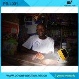 Luz portátil da leitura da energia solar para a escola