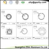 최신 판매 알루미늄 둥글 모양 냉각기