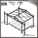 Im Freien Aluminiumkonzert-Stadiums-Binder-System für Verkauf