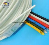 4kv de RubberGlasvezel Sleeving van het silicone voor AC van het Toestel van het Huis van de Verwarmer de Uitvinder van de Generator van de Motor