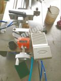 Máquina semiautomática para producir champú