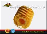 Venta caliente 04152-31090, filtro de petróleo de las piezas de automóvil 04152-31110 para Toyota