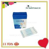 Tampon de coton médical rempli par liquide stérile remplaçable de nettoyage d'iode d'alcool
