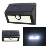 20LED太陽庭ライト屋外の照明無線防水動きセンサーの壁ライト