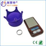 호스트는 수용량 100g*0.01g 디지털 소형 소형 보석 가늠자의 무게를 단다