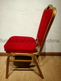 Stackable стул Bnaquet утюга рамки металла 1.5tickness