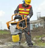 構築機械装置ガソリンホンダGx100が付いている振動の充填のランマーGyt-70h