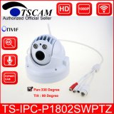 完全なHD 1080P 2.0MP無線WiFi PTZのドームIPのカメラ