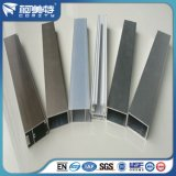 Perfil de Aluminio de Revestimiento en Polvo para Ventana y Puerta