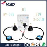 Большинств продавая яркая осветительной установки G5 40W 4000lm продуктов автоматическая супер для фары СИД H1 виллиса