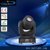Drie Acl 360I DMX 18CH 4in1 RGBW van de Opgetogenheid van de Garantie van de Professionele 60W LEIDENE Jaar Straal die HoofdVerlichting bewegen