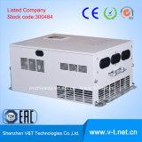 V6-H voltaje variable/ligero 50/60Hz trifásico 0.4 de 3pH de la carga de la aplicación del uso de la CA del mecanismo impulsor de entrada de información a 90kw - HD