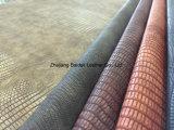 Eidechse-Muster PU-Leder für Dame Fashion Bag/Mappe/Handtasche/Shouldbag