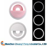 2016 Nouveau design en gros Portable Beauty LED Selfie Ring Light