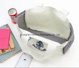 Lienzo de algodón ecológico Bolsa de compras para la escuela, lona Mochila escolar