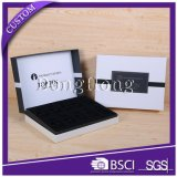 Papel de textura branco de alta qualidade Custom Gift Box Packaging Luxury