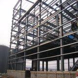 Almacén de acero fabricado con Three-Storey