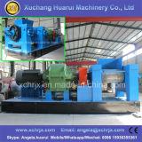 Schrott-Reifen-Abfallverwertungsanlagen-überschüssiger Gummireifen, der Zeilen-/überschüssiger Reifen-Gummipuder-Maschine aufbereitet