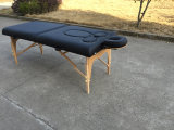 Tabella di legno di massaggio della base portatile di massaggio