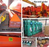Grue simple de poutre d'élévateur électrique durable à vendre