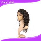 Parrucca dei capelli del Virgin dell'onda di Ody parrucca brasiliana della parte anteriore del merletto dei capelli da 12 pollici