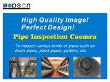 Rohr-Inspektion-Kamera für Klempner-Rohr-Reinigung mit 23mm dem rostfreien Kopf