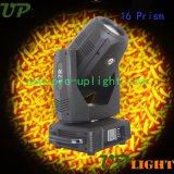 17R 350W/spot du faisceau/cycle de lavage 3dans1 en phase de la tête de l'éclairage
