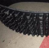 rasto de borracha com 320mm de largura para uso de neve, com rodas personalizadas