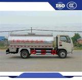 Carro del tanque del transporte de la leche de Foton, nuevos carros de la leche