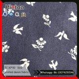 Популярные Star напечатано Жан ткани для детей платье