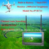 Monitor LCD de 7 pulgadas de Fpv