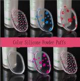 Silisponge 아름다움은 실리콘 믹서 갯솜을 구성한다