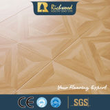 12,3 mm AC4 Embossed Cherry Parquet Waterproof Laminbate Wood Flooring