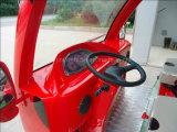 カブトムシの形の常州の14人の乗客が付いている電気観光事業車