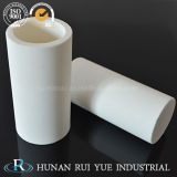 Tubo de cerámica del alúmina de Techincal el 99% con buena resistencia térmica